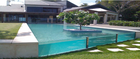 Barramundi Freshwater Pool Management system